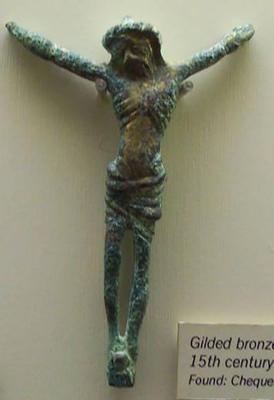 crucifix figure
