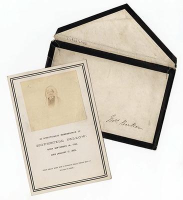 memorial/memorial card