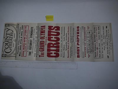 Theatre Bill